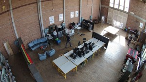 FabLab Mons - Photo-aerienne
