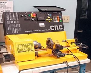 CNC - Emco Compact 5